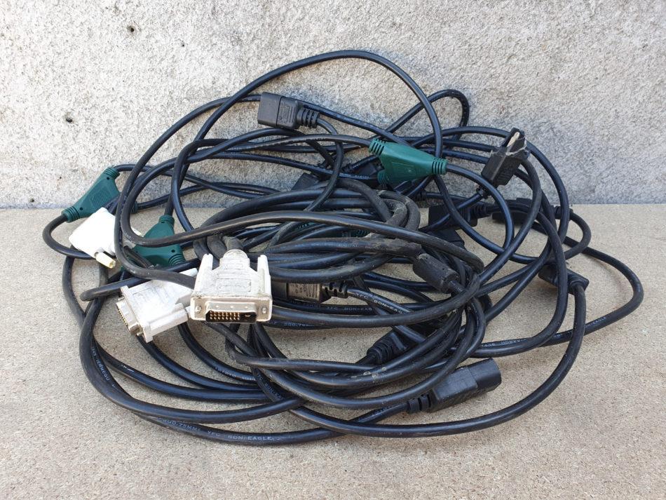 kabel met stekker